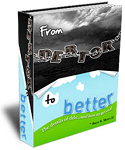 From Debtor to Better eBook