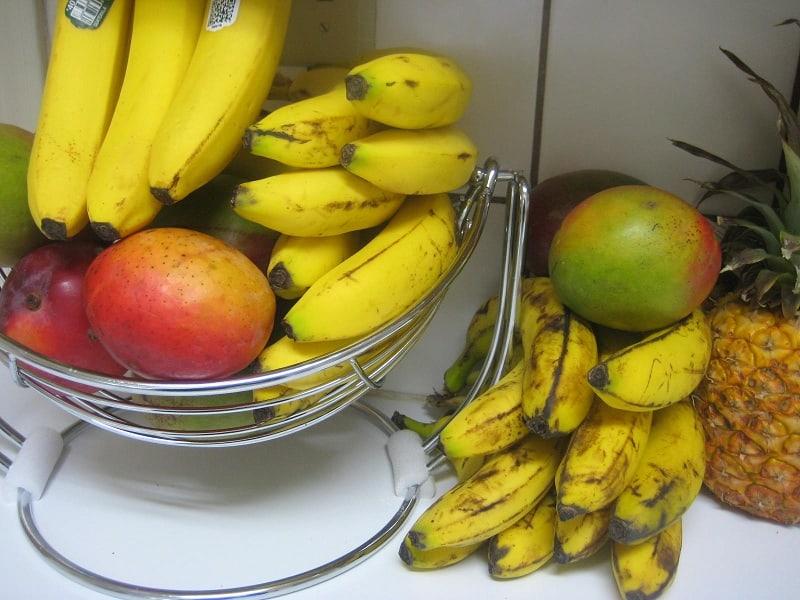 Bananas and Mangos