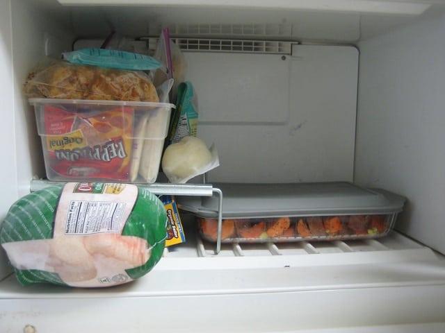 Tiny Freezer