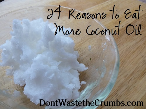 24 Reasons to Eat More Coconut Oil