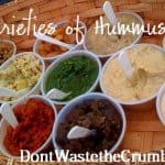 Varieties of Hummus