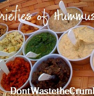 {Yummy} Recipe:  Hummus (Plus 10 Variations)