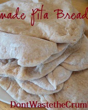 Pita Bread Recipe: An Easy Homemade Treat