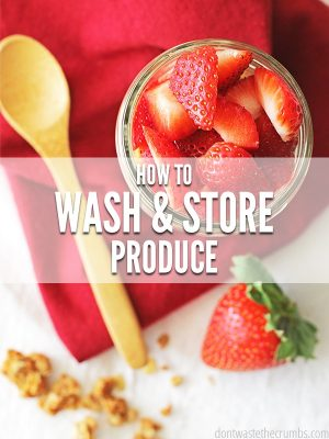 How to Keep Fruit Fresh Longer