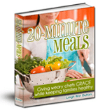 Meal Planning June 16 – June 29:  Finding the Discipline to Meal Plan Among Distractions + Giveaway