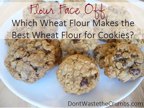 the Best Wheat Flour for Cookies