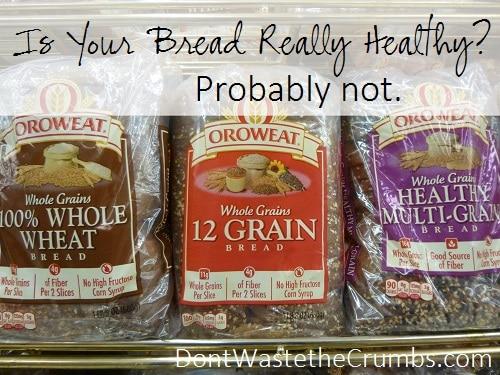 Is Wheat Bread Healthy
