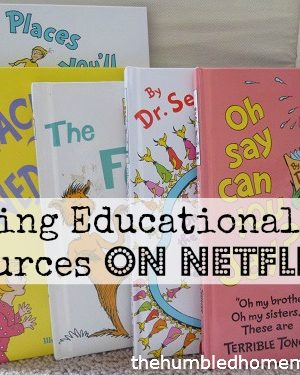 Finding Educational Resources on Netflix