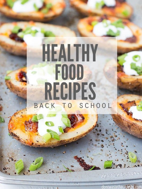 Healthy Food Recipes for August