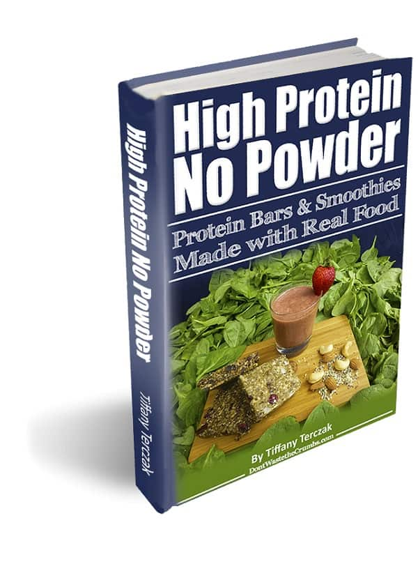 High Protein, No Powder 3D Cover 600px