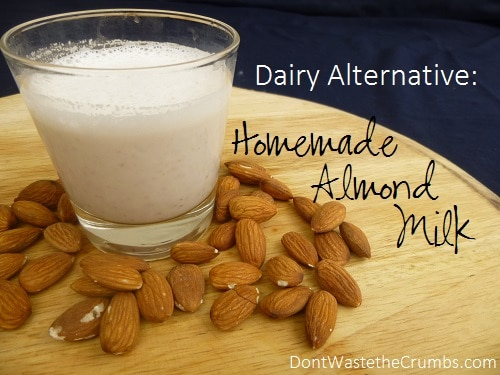 Recipe:  Almond Milk
