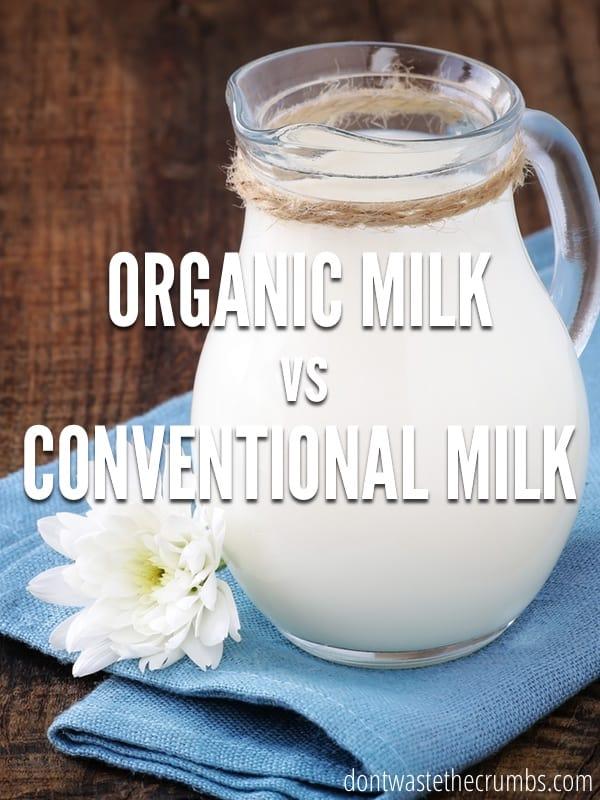 What is Organic Milk?