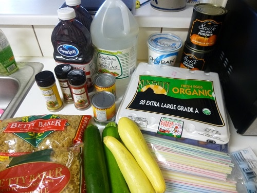 Real Food Budget | Feeding real food to a family of four on $330 each month is entirely possible. See how this frugal family did it for November 2013. :: DontWastetheCrumbs.com