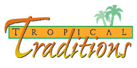 Tropical Traditions Badge