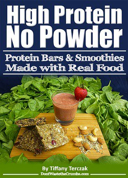 Did you miss it?  Get a sneek peek into High Protein, No Powder with 24 Delicious Recipes