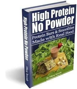 High Protein No Powder eBook is Here!