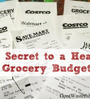 Are You Throwing Away the Secret to a Healthy Grocery Budget?