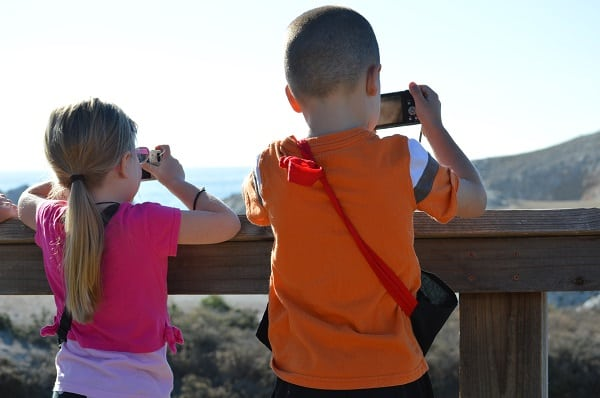Kids Taking Pictures