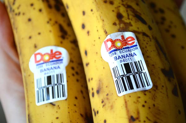 Decoding PLU Codes: Ever wonder what the stickers on fruits and vegetables mean? Here's a simple and straightforward explanation to help you learn more about the food you eat. :: DontWastetheCrumbs.com