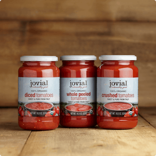Jovial Foods is a small, family-owned business that is dedicated to sharing the wholesome goodness of food in its purest form in an effort to live healthy. :: DontWastetheCrumbs.com