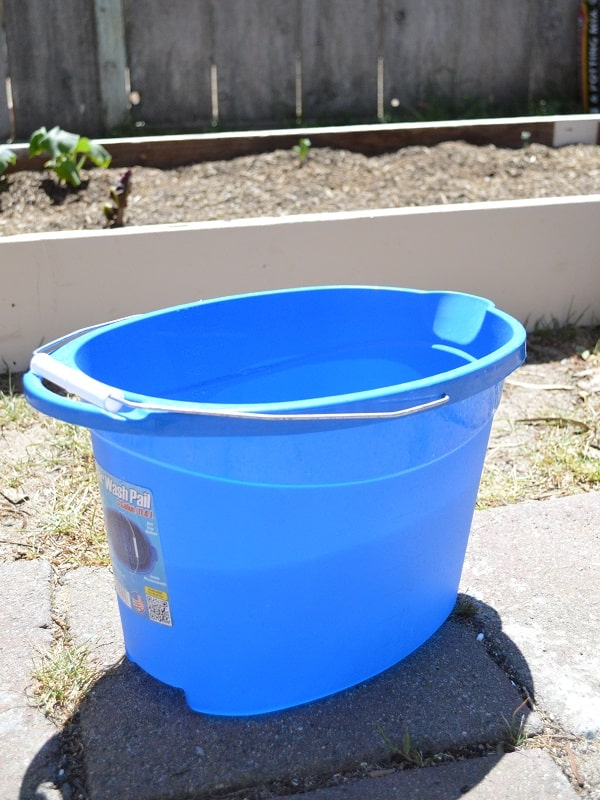 Every little bit helps - here are 7 Ways to Water the Garden for Free :: DontWastetheCrumbs.com