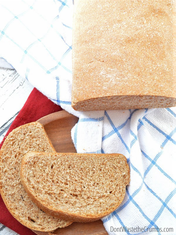 Maximize your time in the kitchen by freezing bread! This ultimate guide will show you how to freeze bread, cookies, scones, and other baked goods.