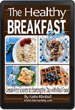 The Healthy Breakfast Book on Kindle_150px