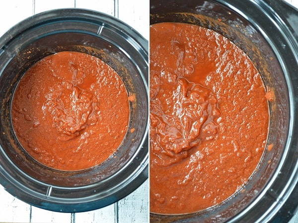 A simple and delicious recipe for homemade ketchup using fresh tomatoes.