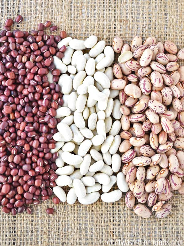 Cooking beans from scratch is easy and cheap! Plus you can get rid of those smelly side effects.