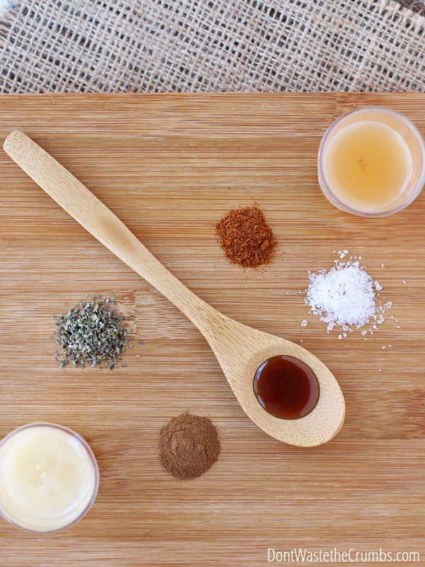 What do you do when cold & cough season hit? When my home remedy failed, I tried this all-natural remedy and it worked wonders. See why it's not only safe, but contains ingredients proven to be HEALTHY for the body as it heals! :: DontWastetheCrumbs.com
