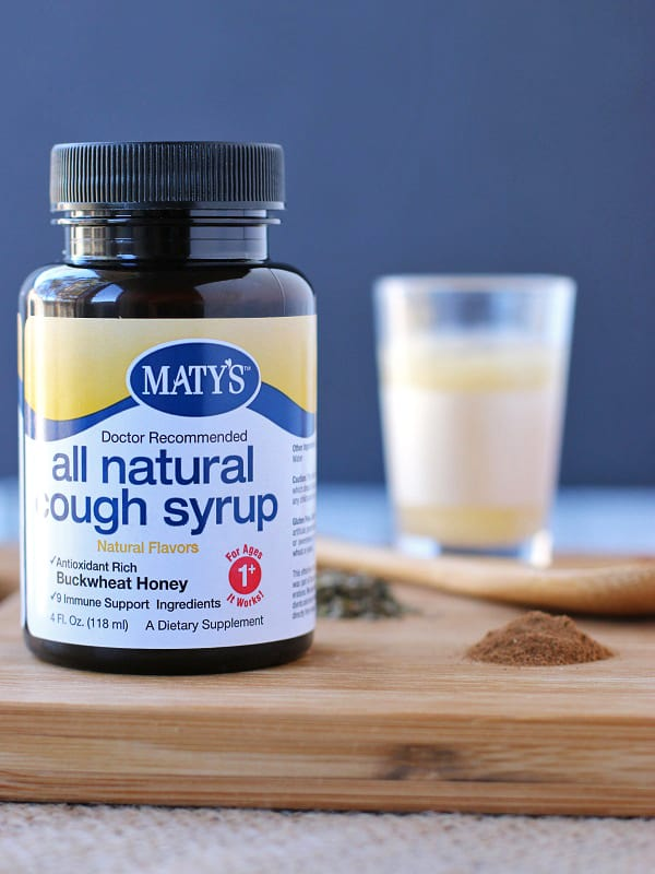 What do you do when cold & cough season hit? When my home remedy failed