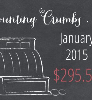 What We Spend on Food – January 2015