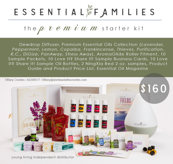 Essential Oil Premium Starter Kit