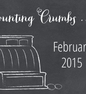 What We Spent on Food (February 2015) & Fiscal Fast Update