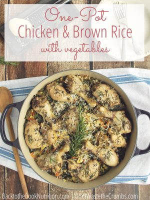 One Pot Chicken and Rice with Vegetables