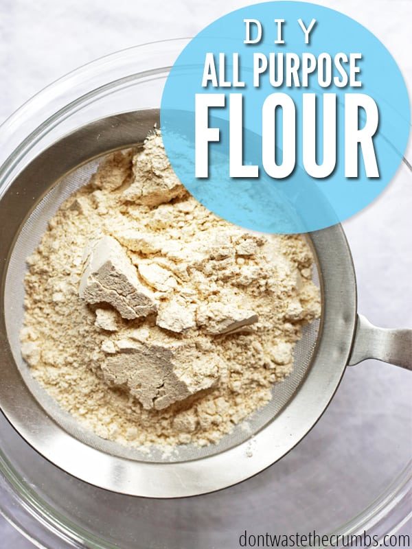 How to Make All-Purpose Flour - Cover