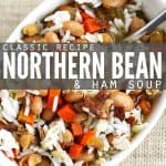 Northern Beans and Ham Cover