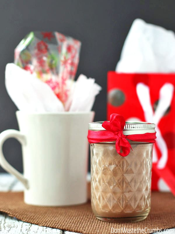 Life is busy and that's ok! Use these homemade gift ideas to save your butt this busy holiday season. You won't regret it!