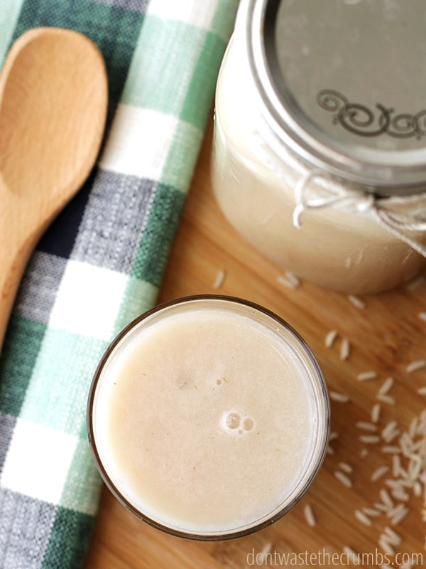 Did you know you could save 99% on rice milk by making it at home? That's right! Homemade rice milk cost only 6cents. Plus its free of synthetic ingredients.
