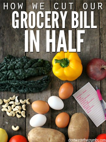 Cut Grocery Bill Half - Resized