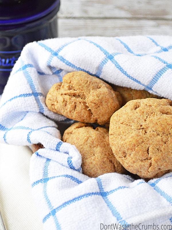 Dinner Biscuit 1