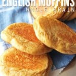 Einkorn English Muffin Cover