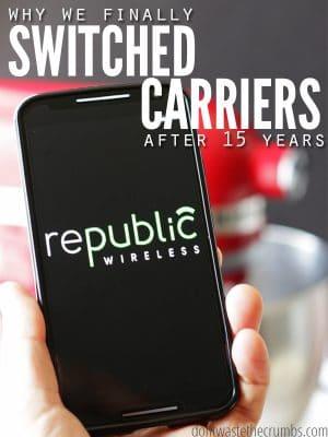 Republic Wireless Cover