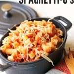 Spaghetti 0-1 (Cover)