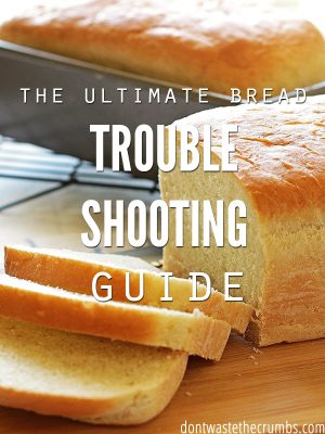Ultimate Troubleshooting Guide for Baking Bread