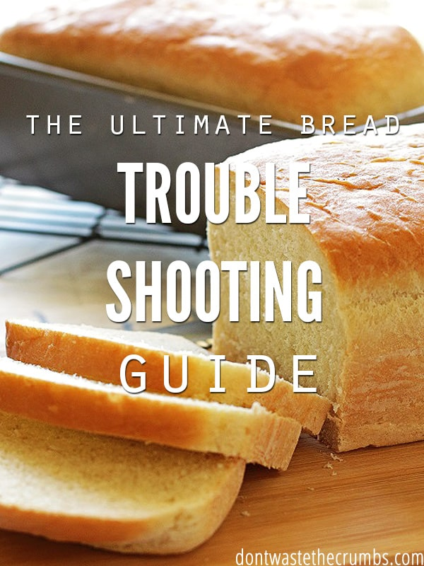 Ultimate Guide to Troubleshooting Bread - Cover