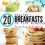 4 New 20 Healthy Breakfast - Cover