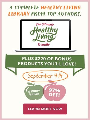 The 2015 Ultimate Healthy Living Bundle