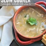 16 Slow Cooker soup and chilis - Cover