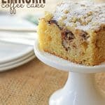 Einkorn Coffee Cake 1